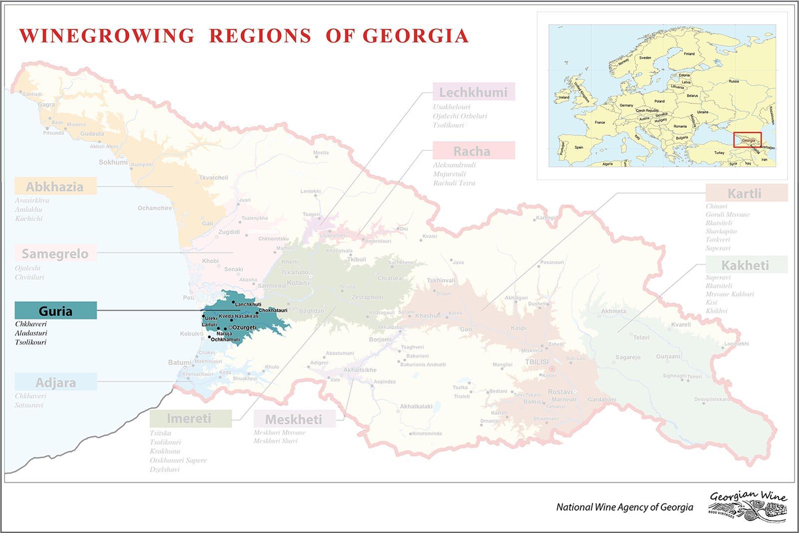 グリア地図